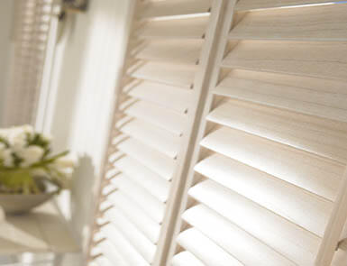 Discovery Blinds and Shutters Wooden Phoenix Shutters