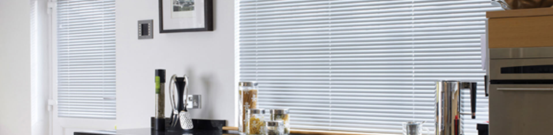 Discovery Blinds and Shutters Venetian Blinds Arena Mid Grey